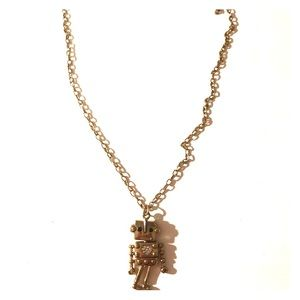 Jewelry - Robot Necklace